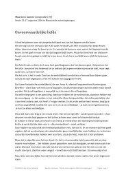 Lees of print de volledige tekst - Maarten Houtman Archief