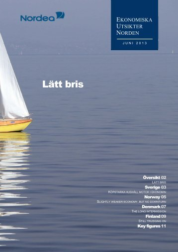 Lätt bris - Nordea Markets Research