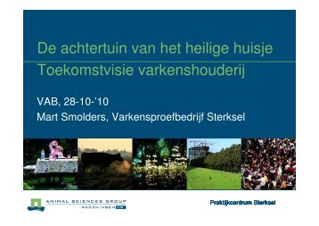 Presentatie Mart Smolders - vab