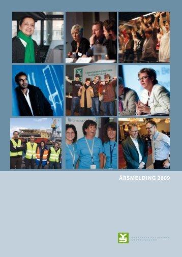 Ã…rsmelding for 2009 - YS