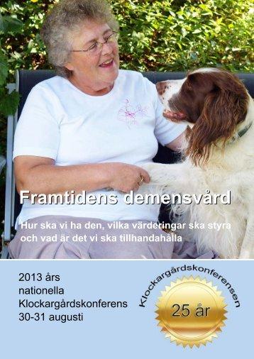 Framtidens demensvård
