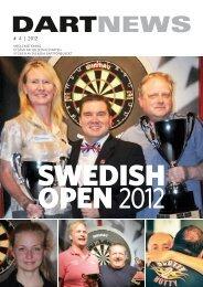 DARTNEWS - Svenska Dartförbundet