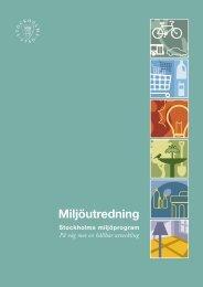 Environmental Survey (swe) - stockholm.se