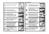 Handleiding elektronisch stemmen 1 Steek de kaart in het toestel 7 ...