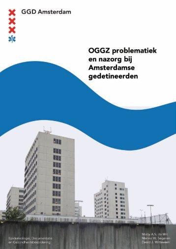 OGGZ problematiek en nazorg bij Amsterdamse gedetineerden