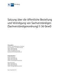 SVO Fachbroschuere neu 2012 - IHK Schleswig-Holstein