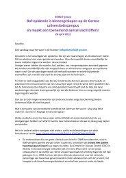 Bof-epidemie is binnengeslopen op de Gentse universiteitscampus ...