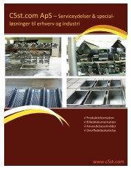løsninger til erhverv og industri - info@c5st.com - www.c5s...