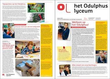Welkom op het Odulphus!