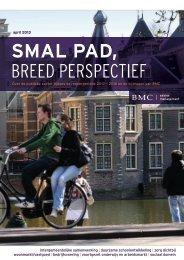 SMAL PAD, BREED PERSPECTIEF - Binnenlands Bestuur