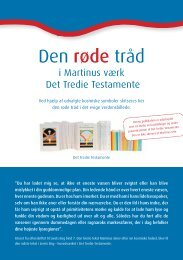 Hent brochure om Martinus (PDF) - AC-PC