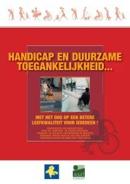 handicap en duurzame toegankelijkheid… - Bruxelles pour tous