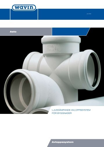 Asto Produktblad - VVS-Klimat