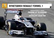 Ladda ner som PDF - Renault Motorsport Sverige