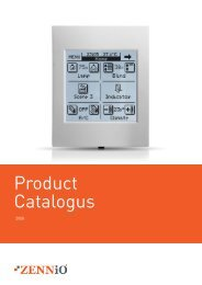 Product Catalogus - Domo Connect