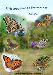 bres voor de Zeeuwse zes - Vlinder- en Libellenwerkgroep Zeeland