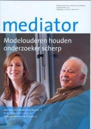 Mediator - Technologie in de Zorg