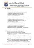 Laerskool Jan van Riebeeck SPORTBELEID - Page 4