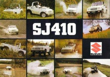Suzuki SJ 410 - Dirty Suzi