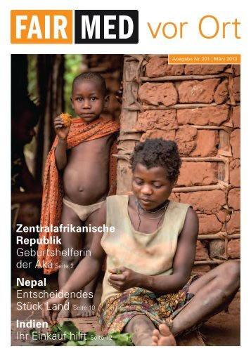 Magazin Nr. 201 März 2013 - Fairmed