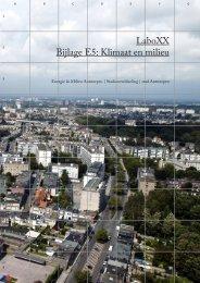 Klimaat en milieu - Ruimtelijk Structuurplan Antwerpen