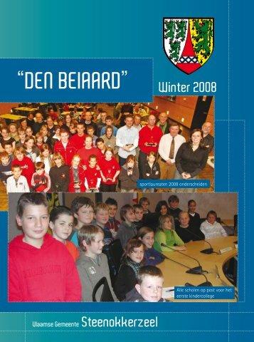 """""""DEN BEIAARD"""" Winter 2008 - Steenokkerzeel"""