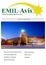 Energi og Miljøstudentenes avis - Energi og Miljø linjeforening, NTNU