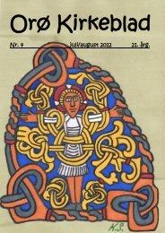 Nr. 4 juli/aug 2012 - Orø Kirke