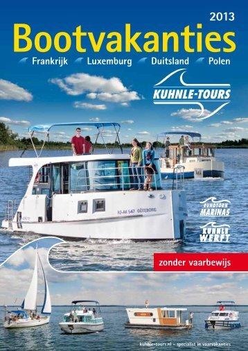 kunt downloaden - KUHNLE-TOURS