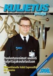 Lehden sisältöä 1/2009 (pdf) (1.3 MB) - SKAL