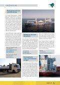 Nieuwsbrief 31 (1.840 KB) - Shortsea Shipping Vlaanderen - Page 5