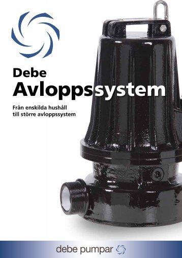 Produktblad - Debe