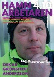 Hamnarb42010.pdf - Svenska Hamnarbetarförbundet