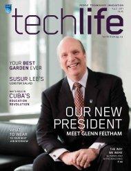 CUBA'S - techlife magazine