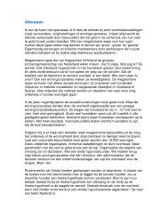 Afbouwen - Annemarie van Gaal - NVTK