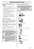 montering - Husqvarna - Husqvarna Construction Products - Page 5