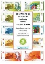 De Lewes Pond. Een praktische handleiding van het ... - Transitie