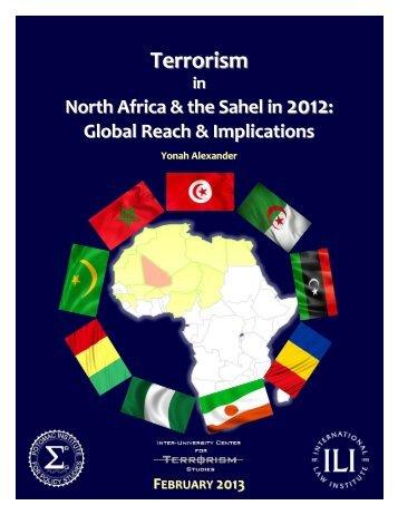 Terrorism in North Africa & the Sahel.pdf - Potomac Institute for ...