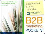 B2B-Marketing-Pocket-1-Klanten-boeien-en-binden - Get a Free Blog