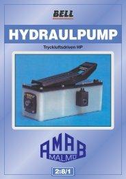 HYDRAULPUMP - AMAB Hydraul AB
