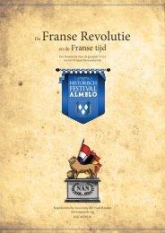 De Franse Revolutie - Historisch Festival Almelo
