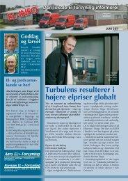 El-Info | juni 2011 - Aars Elforsyning