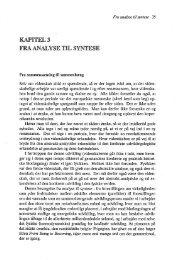 3. Fra analyse til syntese - engelsted.net