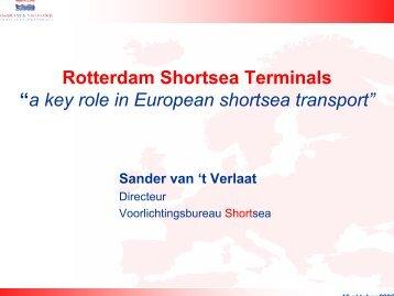 downloaden - Shortsea Shipping Vlaanderen