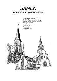 Samen van september 2012 - Heilige Suitbertus
