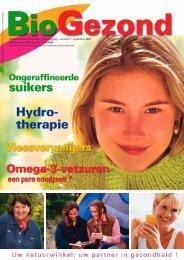 Infoblad over Gezond Leven - 1ste jaargang - nummer 4 - BioGezond