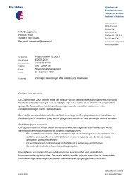 Zienswijze op redelijke prijs - Energie-Nederland
