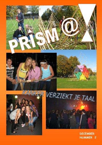 2009/2010 nr 2 december - Leerlingen - Prisma College