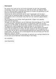 nieuwsbrief juni 2009 - De Vereniging Nederlands Nieuw-Guinea ...