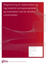 2. uddannelser - Idea